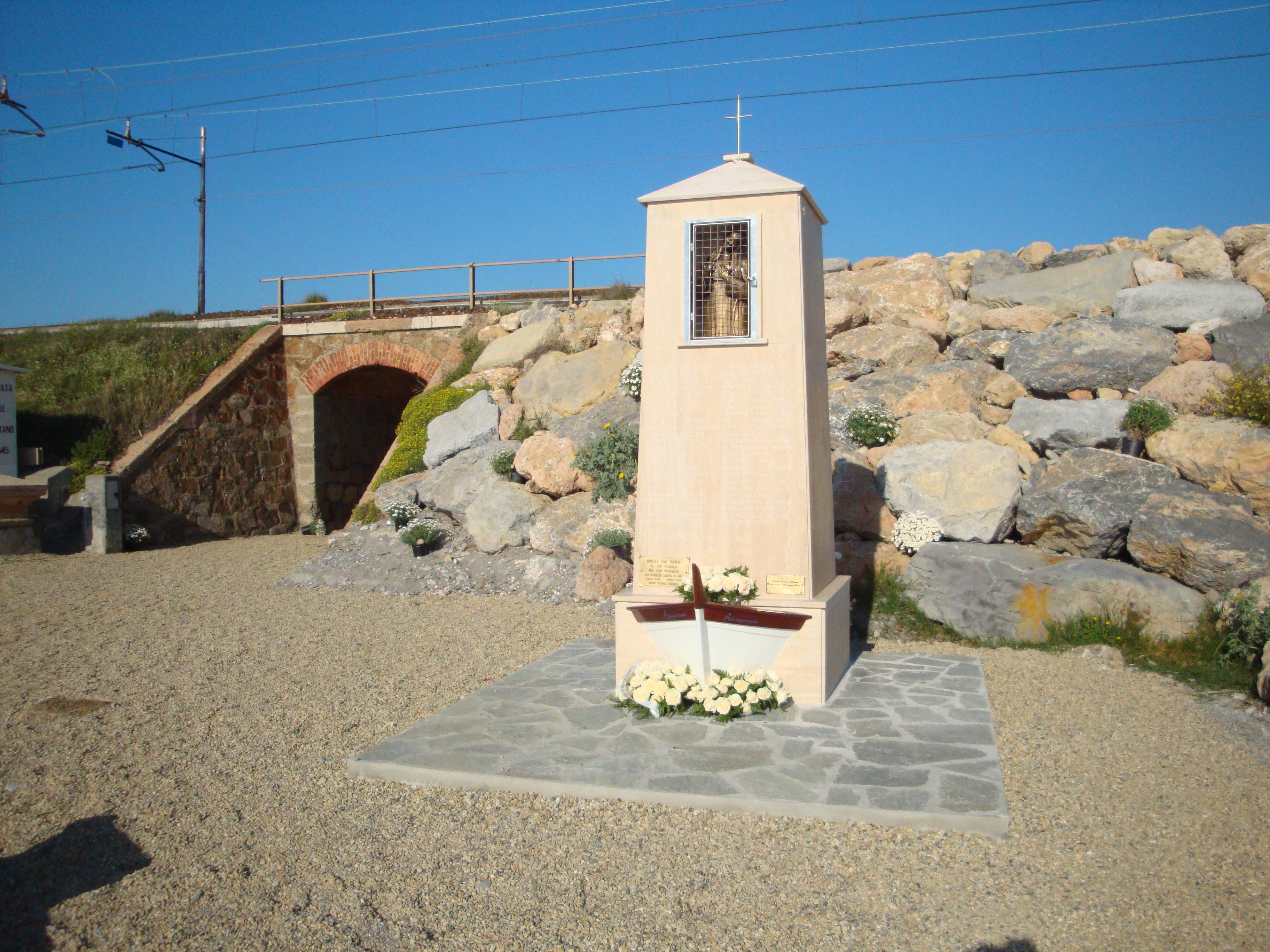 Commemorazione Annamaria cippo2