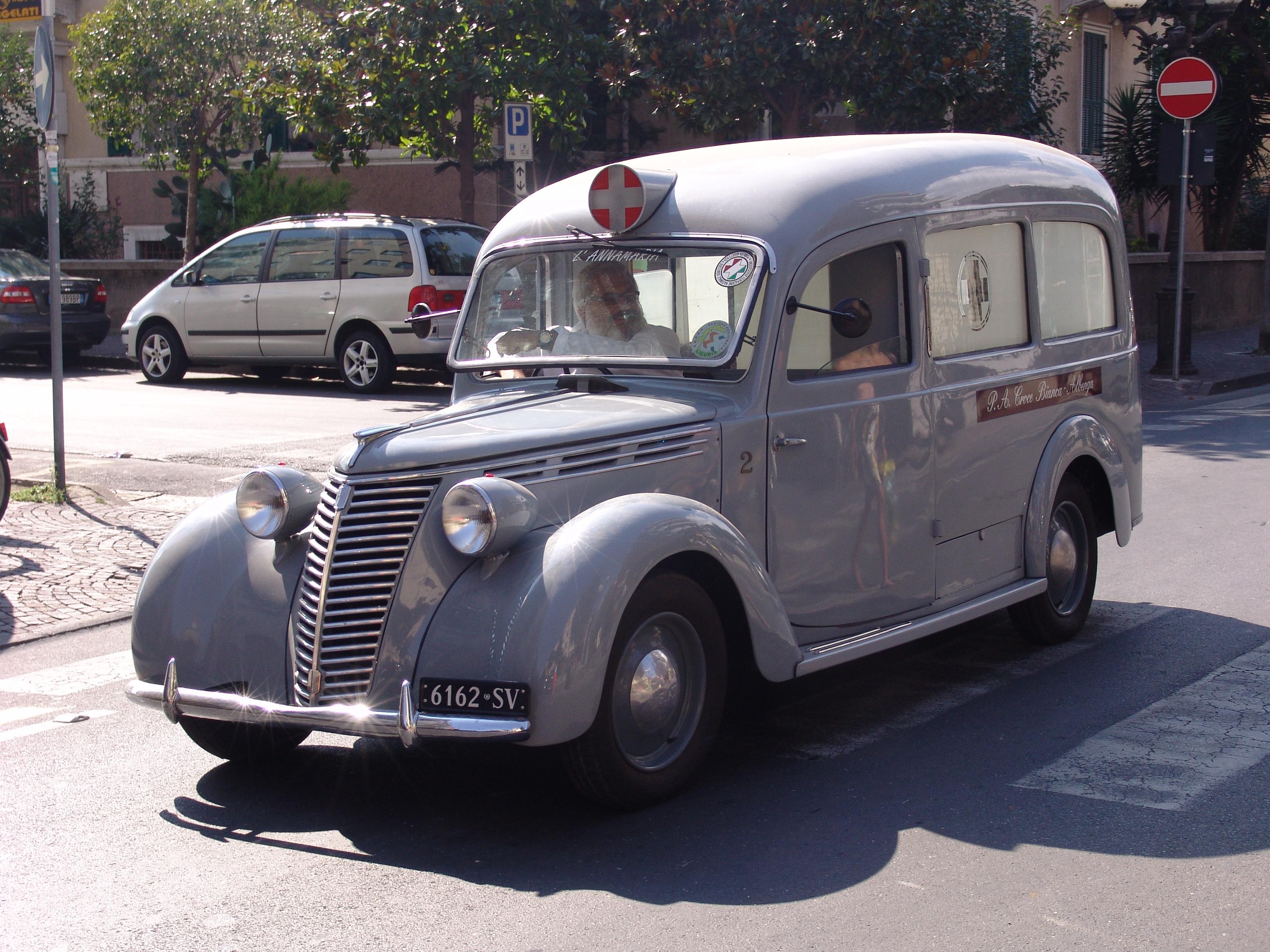 Fiat 1100 Annamaria 1938