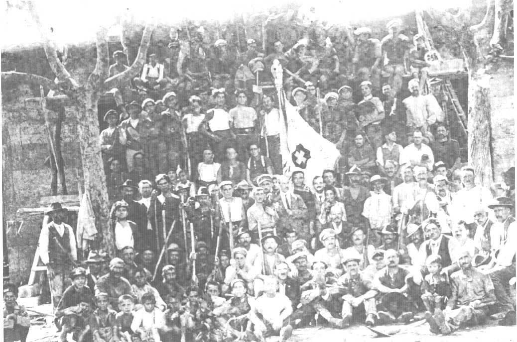Storia delle associazioni d'Italia: La Croce Bianca di Albenga | Emergency Live 135