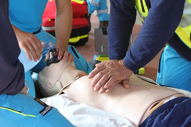 La filosofia di un formatore: non insegnate a salvare vite