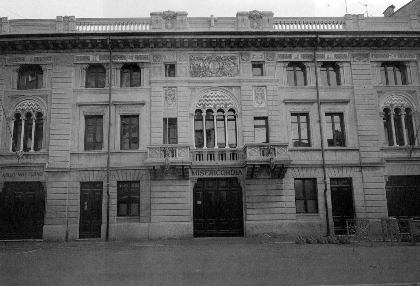 Storia delle associazioni d'Italia: la Misericordia di Viareggio