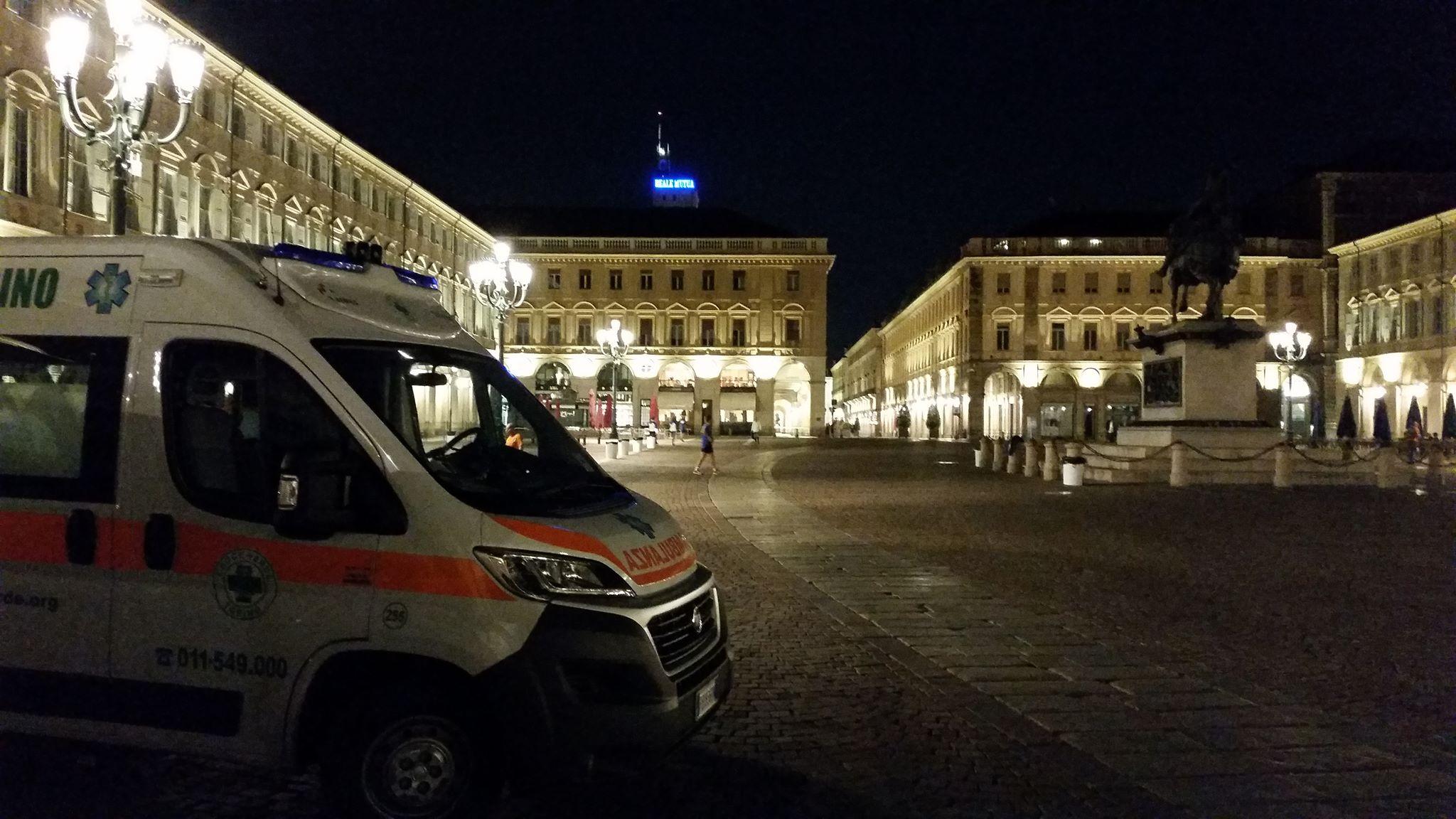 Storia delle associazioni d'Italia - La Croce Verde di Torino | Emergency Live 12