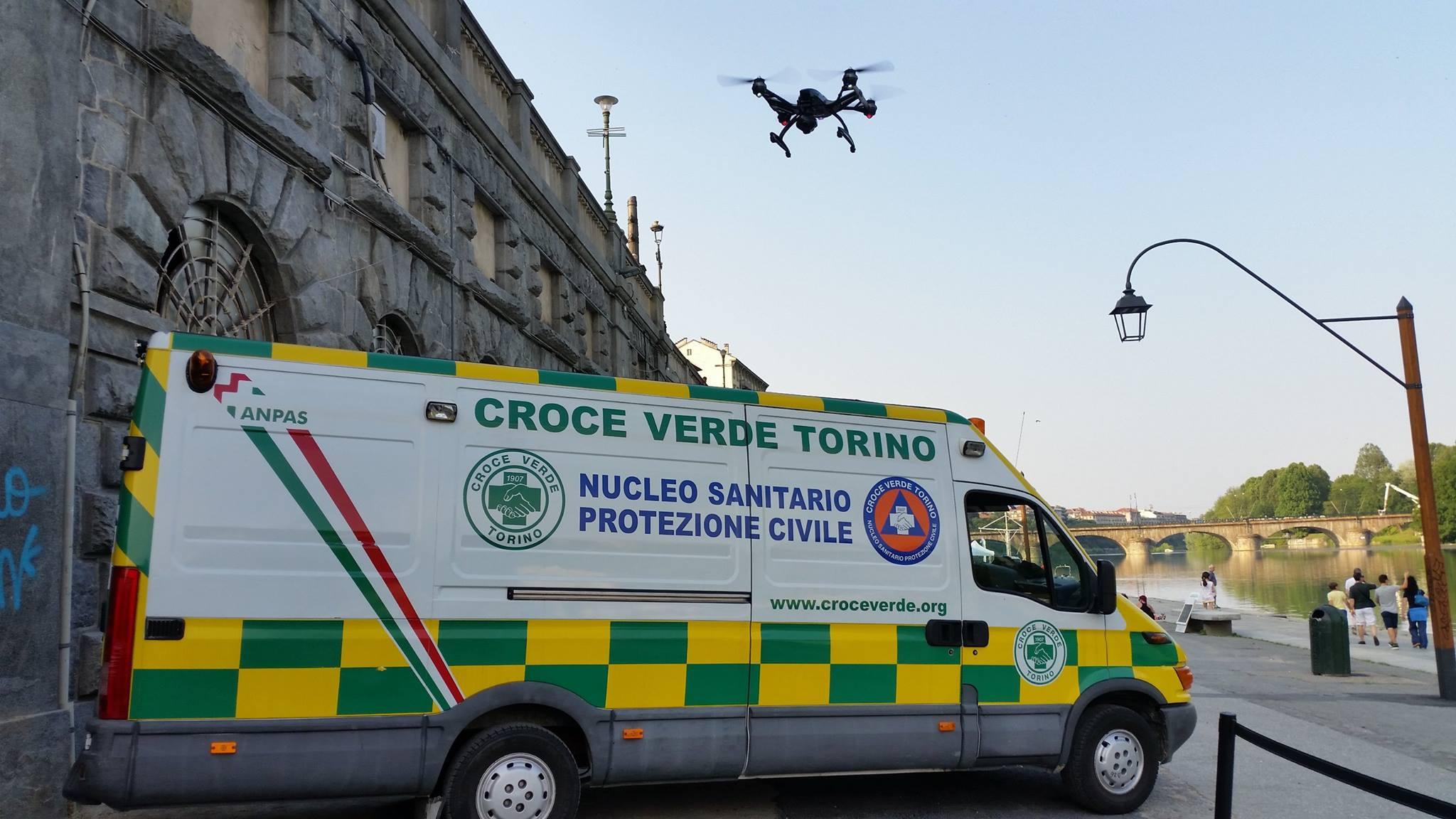 Storia delle associazioni d'Italia - La Croce Verde di Torino | Emergency Live 1