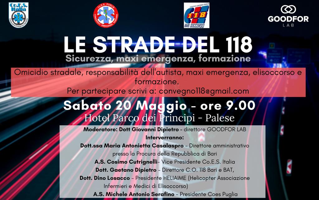 LE-STRADE-DEL-118—locandina-finale
