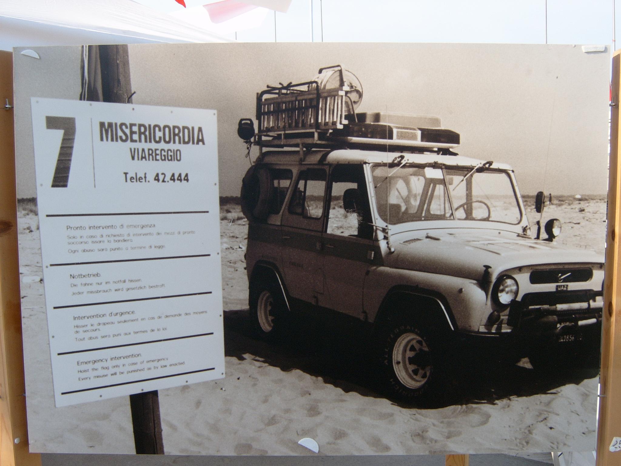 Storia delle associazioni d'Italia: la Misericordia di Viareggio | Emergency Live 15