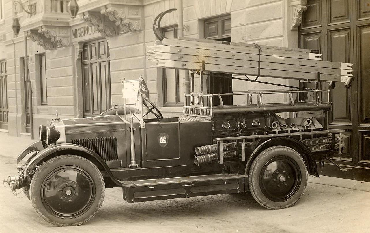 Storia delle associazioni d'Italia: la Misericordia di Viareggio | Emergency Live 17