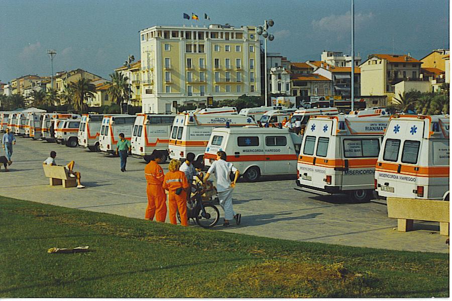 Storia delle associazioni d'Italia: la Misericordia di Viareggio | Emergency Live 19