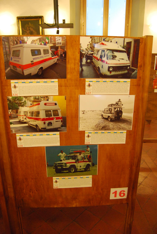 Storia delle associazioni d'Italia: la Misericordia di Viareggio | Emergency Live 34