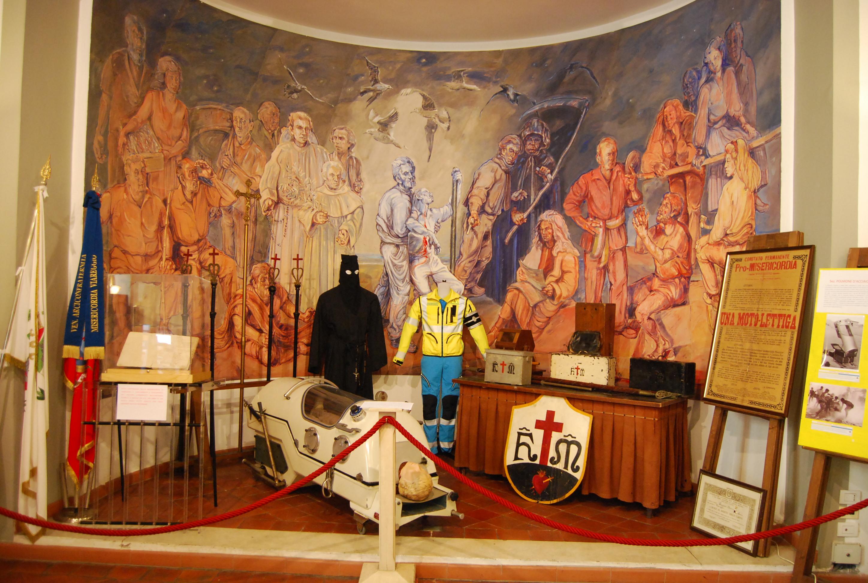 Storia delle associazioni d'Italia: la Misericordia di Viareggio | Emergency Live 49