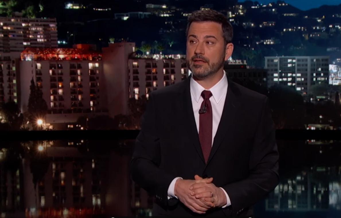 Jimmy Kimmel si apre sull'operazione al cuore del figlio