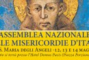 Assemblea Nazionale delle Misericordie: 12-14 maggio ad Assisi-Santa Maria degli Angeli