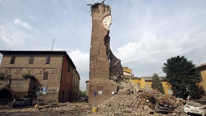 A 5 anni dal terremoto, Anpas ricorda gli sforzi di tutta Italia a San Felice sul Panaro