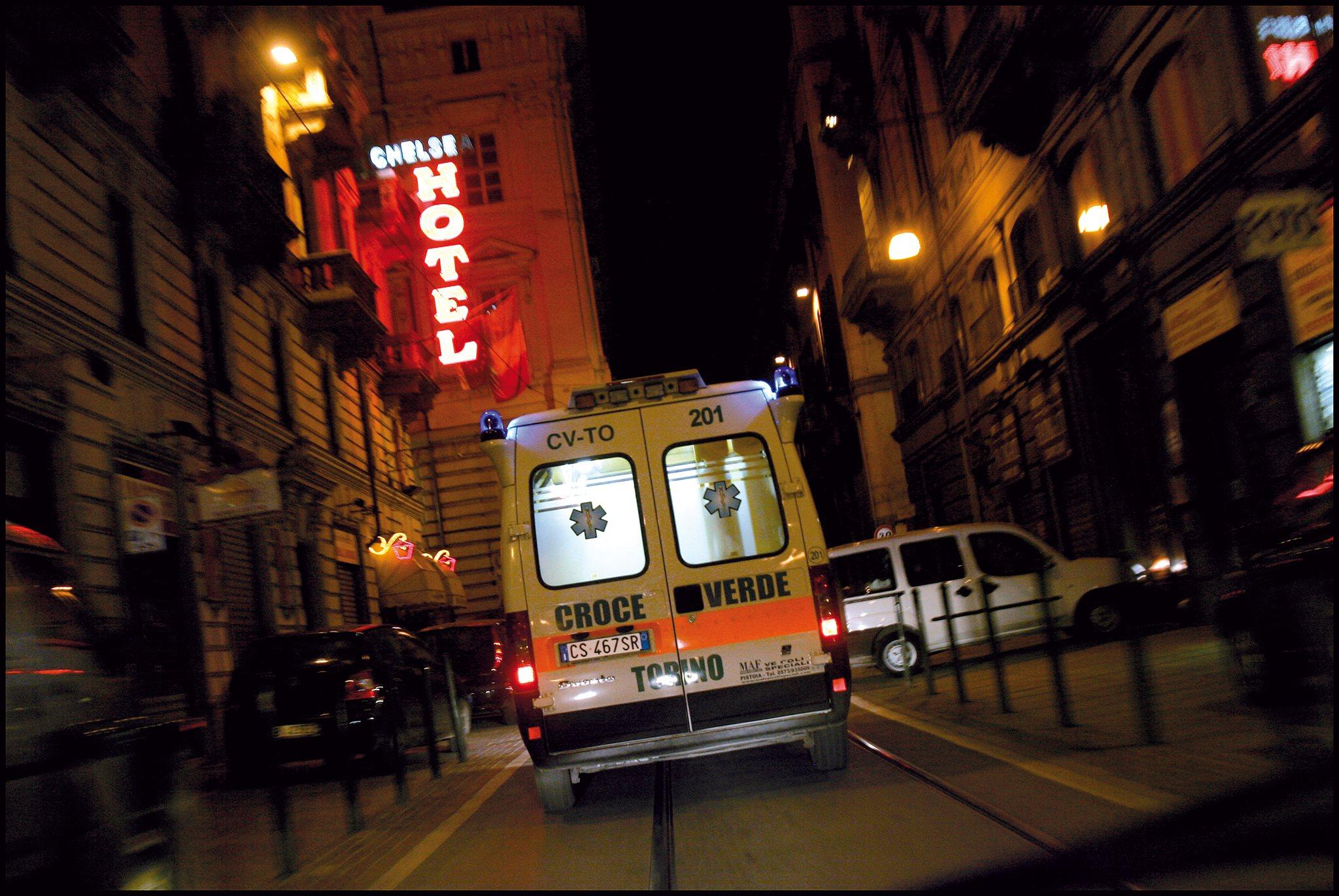 Storia delle associazioni d'Italia - La Croce Verde di Torino | Emergency Live 24