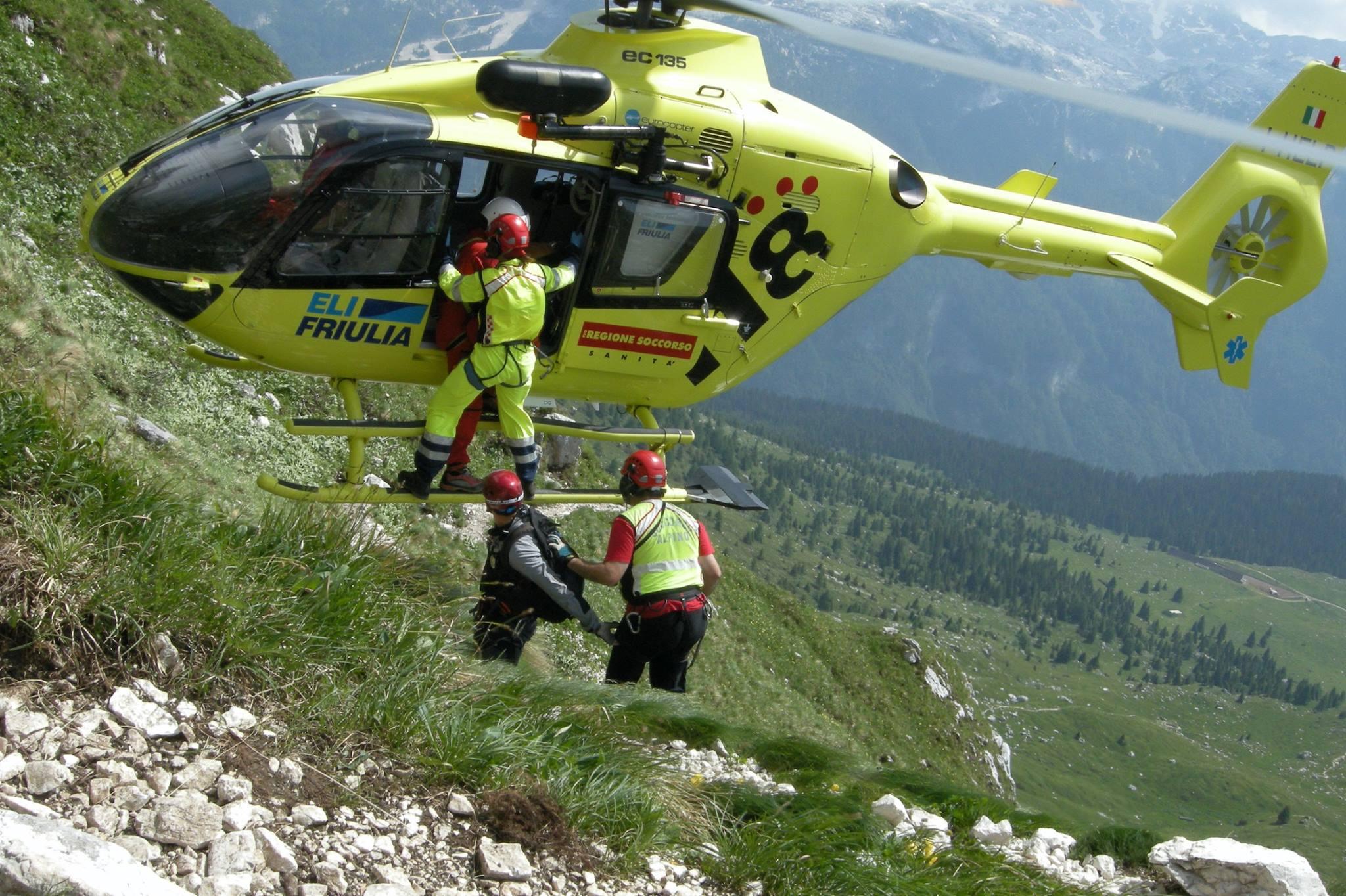 Soccorso Alpino FVG: una nuova legge regionale cambia marcia al soccorso