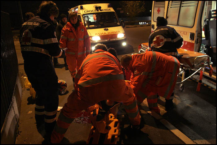 Storia delle associazioni d'Italia - La Croce Verde di Torino | Emergency Live 16