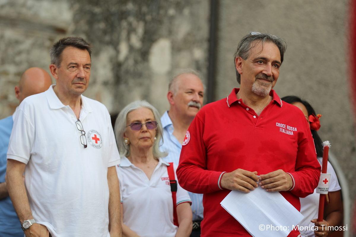 Croce Rossa: in ottomila a Solferino per celebrare la nascita dell'associazione umanitaria più grande del mondo. | Emergency Live 7