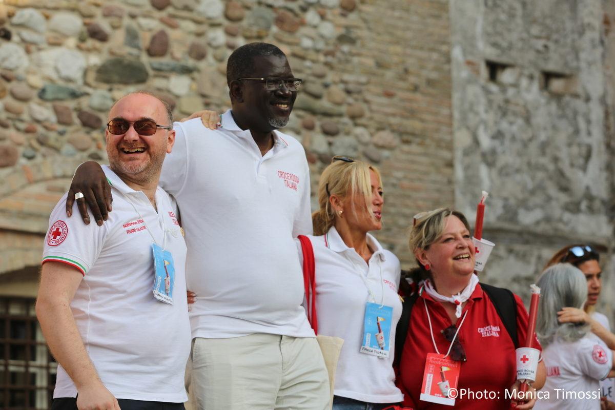 Croce Rossa: in ottomila a Solferino per celebrare la nascita dell'associazione umanitaria più grande del mondo. | Emergency Live 5