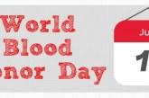 Vuoi donare qualcosa? Dona sangue – 14 giugno: la Giornata Mondiale dei Donatori