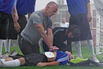 Sport e defibrillatore, ancora una volta il DAE entra in campo contro l'arresto cardiaco