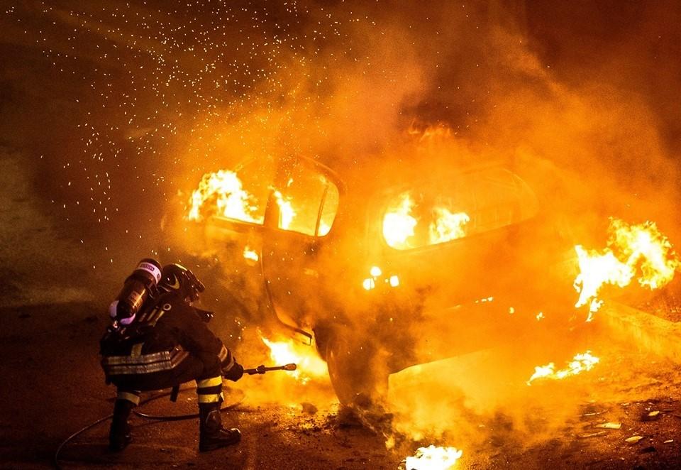 Fiammeblu a Bondeno per i 14 anni dei Vigili del Fuoco Volontari | Emergency Live 1
