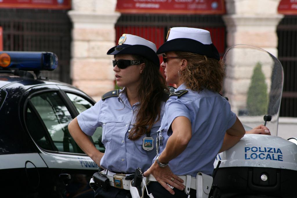 Garantire la sicurezza dei cittadini: occorre fare di più – contenuto IoGraffio