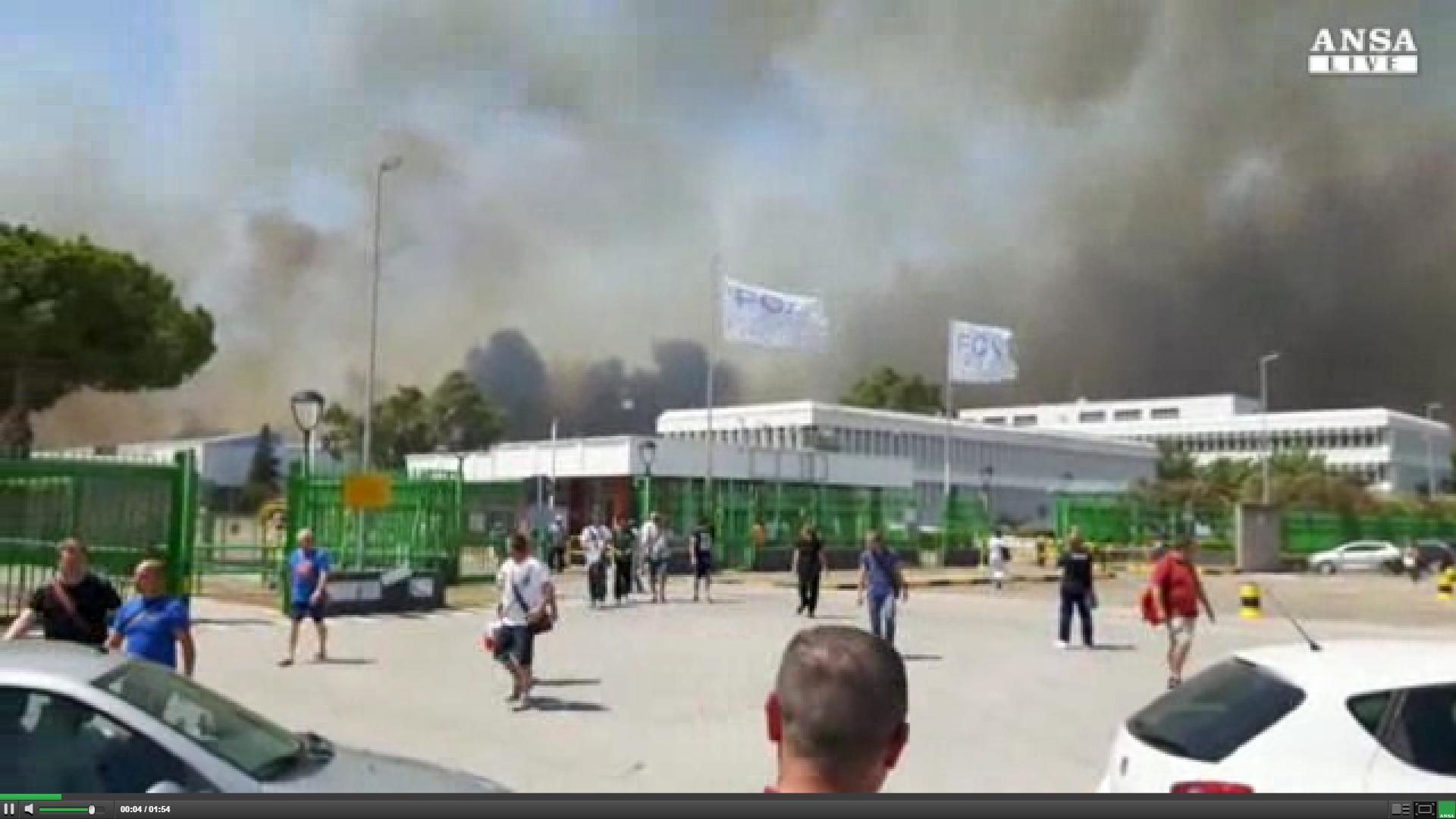 Incendio Peschici, il Comandante dei VVFF: