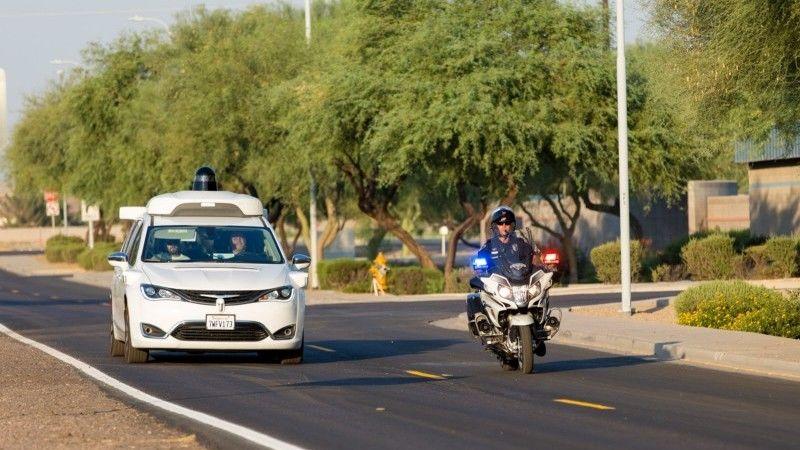 Ora Google car è a prova d'emergenza!