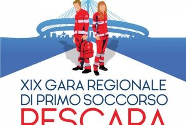 XIX Gara Regionale di Primo Soccorso Abruzzo, Pescara 8 luglio