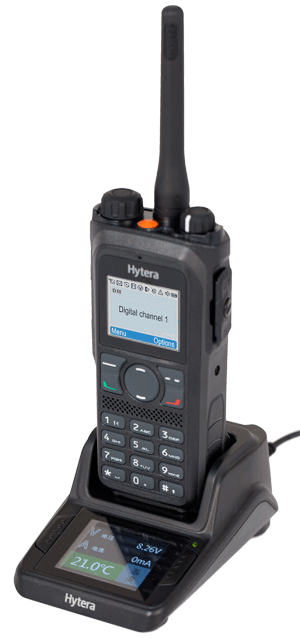 hytera_pd985_base_front_view