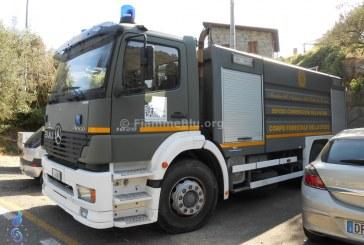 Polemica Anti incendio, a L'Aquila i mezzi della Forestale fermi nei garage? La deuncia di Abruzzoweb