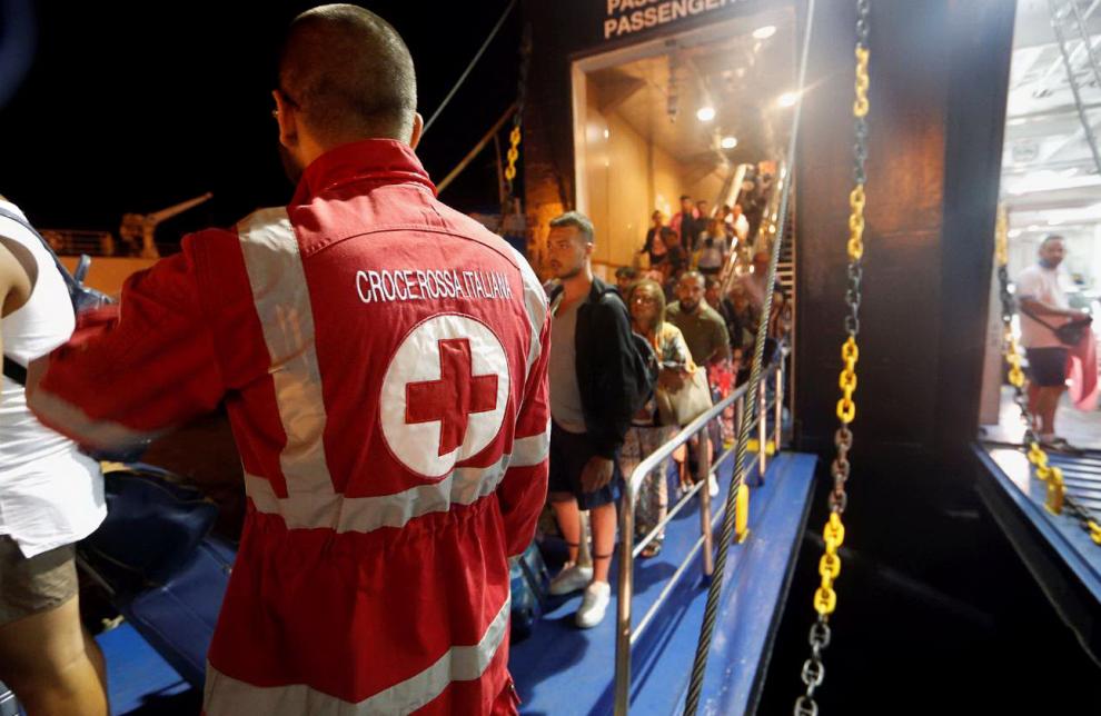 Terremoto: Cosa avere in un piccolo zaino per sopravvivere 24 ore a una catastrofe?