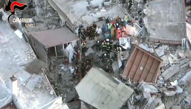 Terremoto Ischia a Casamicciola, salvi i 2 fratellini sotto le macerie