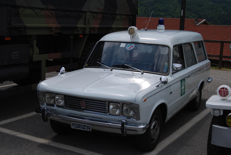10: ancora da Genova e da Aldo Sciaccaluga arrivava questa stupenda Fiat 125, sempre di Fissore che realizzava la parte posteriore ex-novo, non essendo a listino Fiat la versione familiare della berlina Fiat di punta – foto Alberto Di Grazia