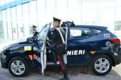 I Carabinieri saranno la prima Forza dell'Ordine a viaggiare con un'auto a idrogeno