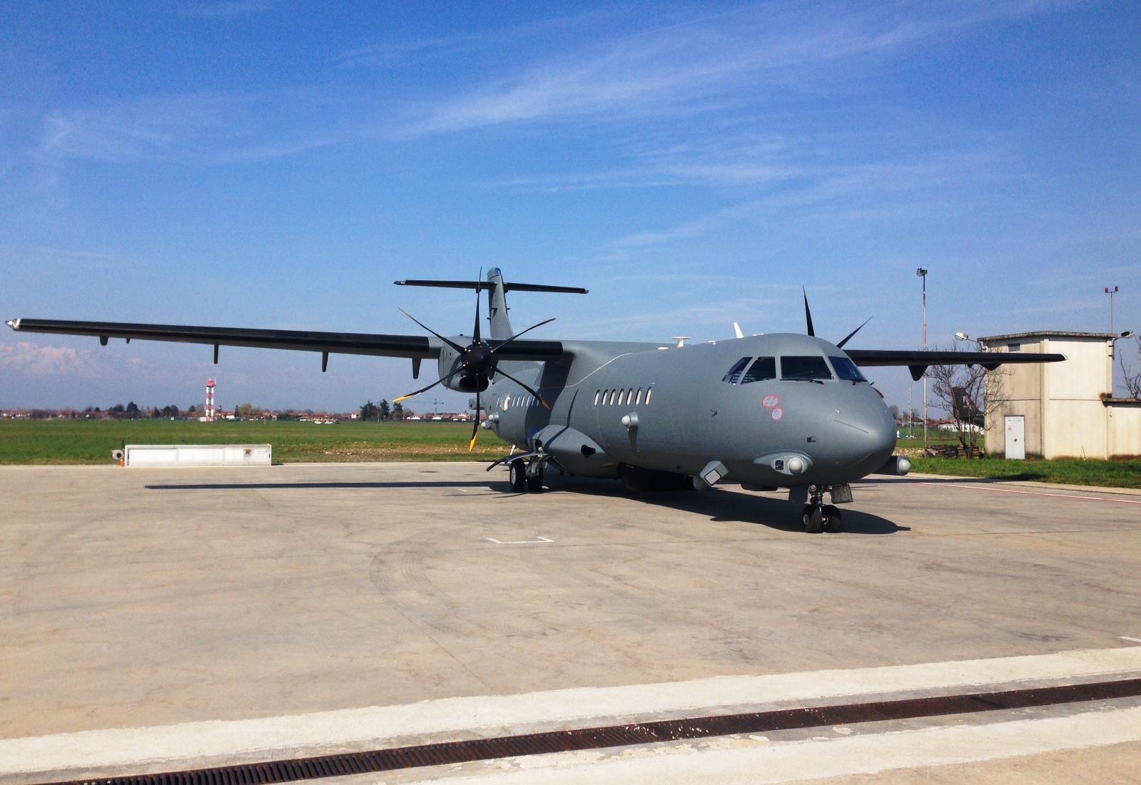 Sigonella saluta il Breguet P-1150 Atlantic e presenta il nuovo gioiello ATR P-72A | Emergency Live 3