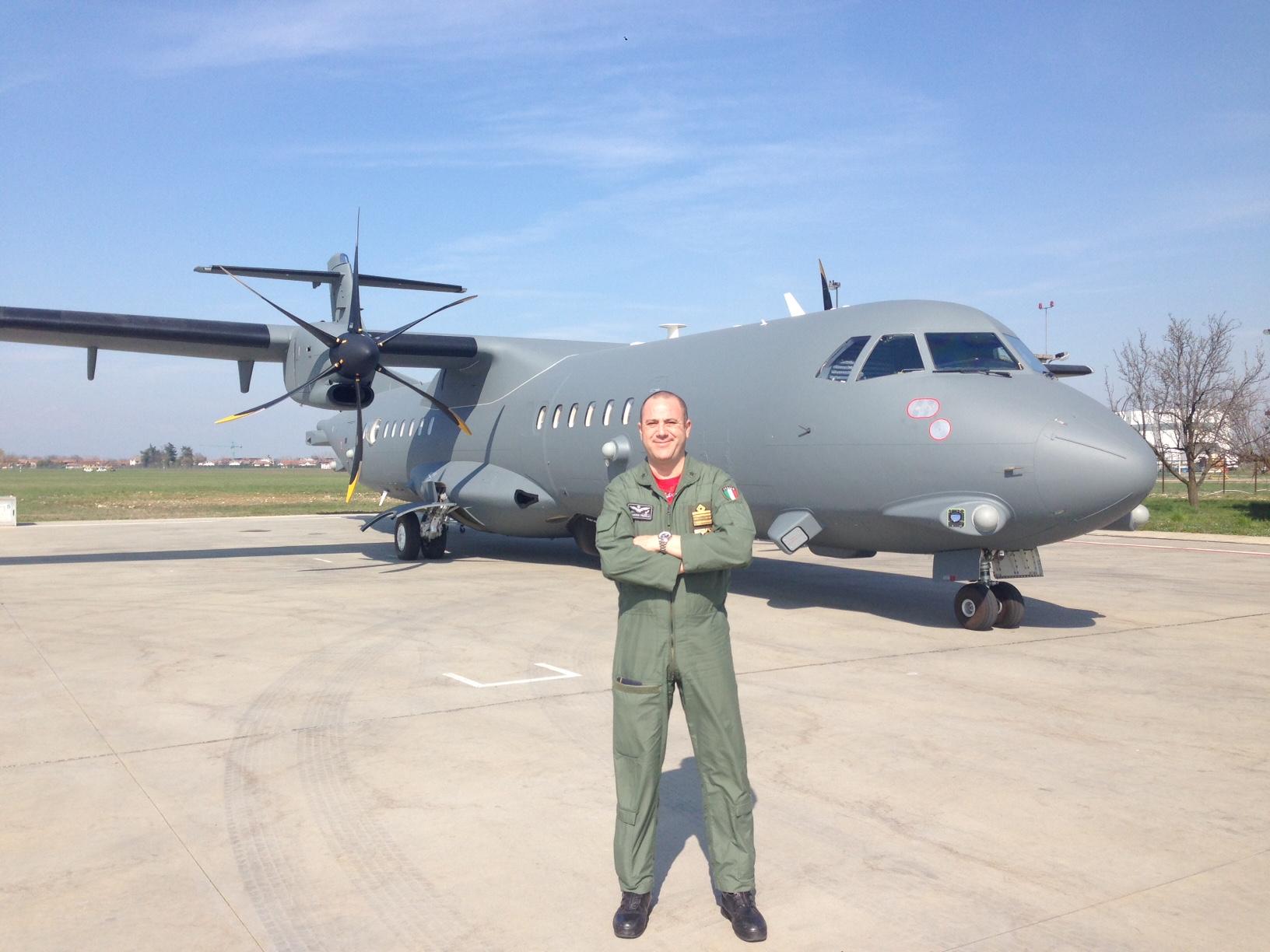 Sigonella saluta il Breguet P-1150 Atlantic e presenta il nuovo gioiello ATR P-72A | Emergency Live 6