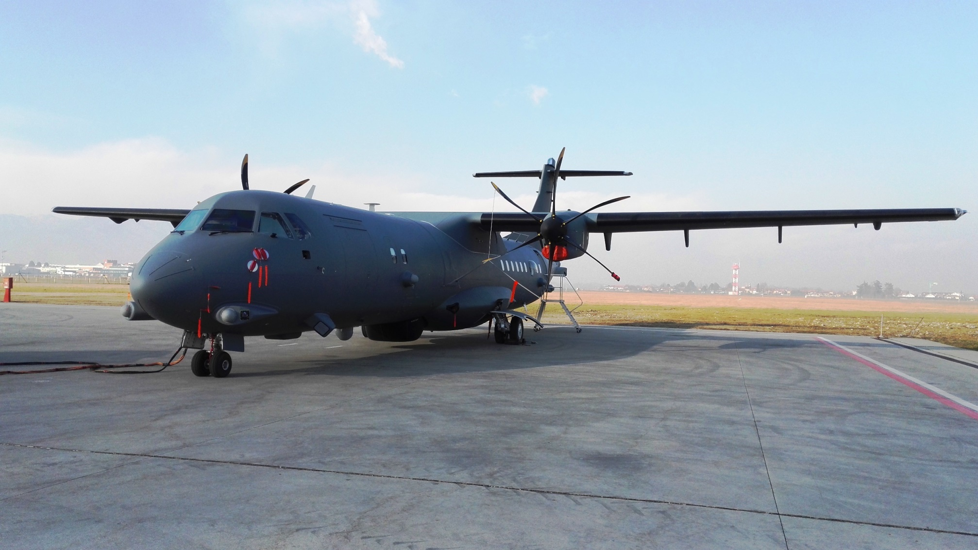 Sigonella saluta il Breguet P-1150 Atlantic e presenta il nuovo gioiello ATR P-72A | Emergency Live 2