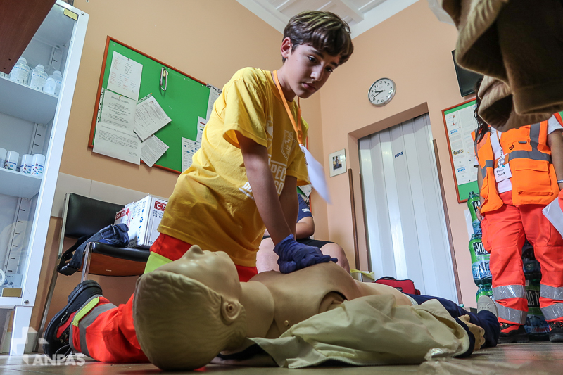 Il futuro del soccorso e della protezione civile al meeting dell'Anpas a Roma