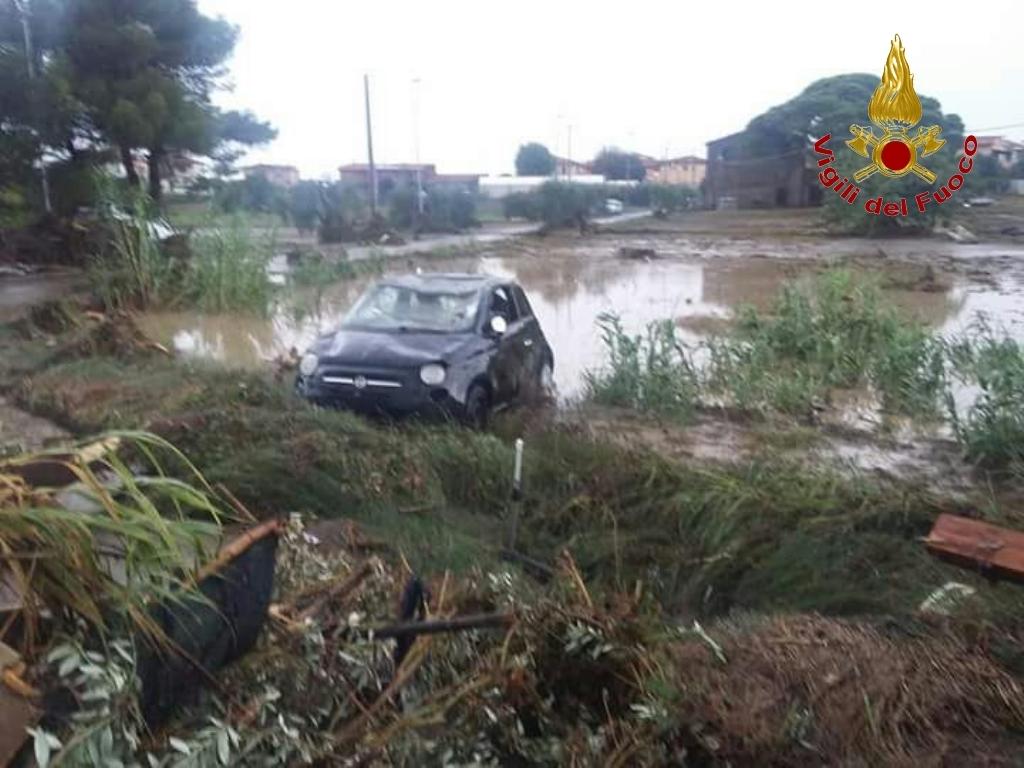 Livorno: cosa va fatto prima di una alluvione. Le carte parlano chiaro, anche sui responsabili | Emergency Live 17