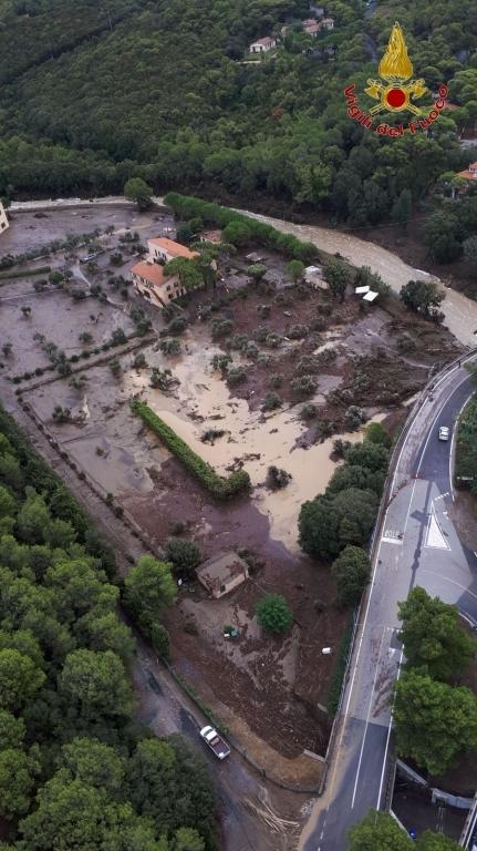 Livorno: cosa va fatto prima di una alluvione. Le carte parlano chiaro, anche sui responsabili | Emergency Live 18