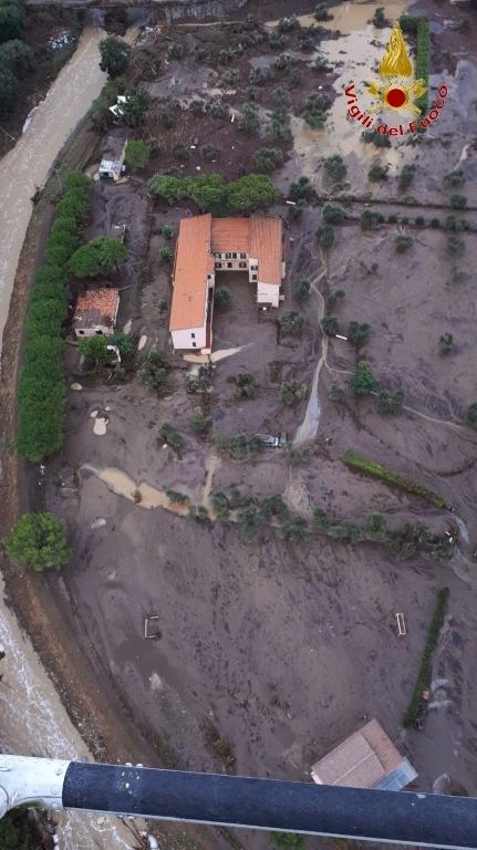 Livorno: cosa va fatto prima di una alluvione. Le carte parlano chiaro, anche sui responsabili | Emergency Live 19