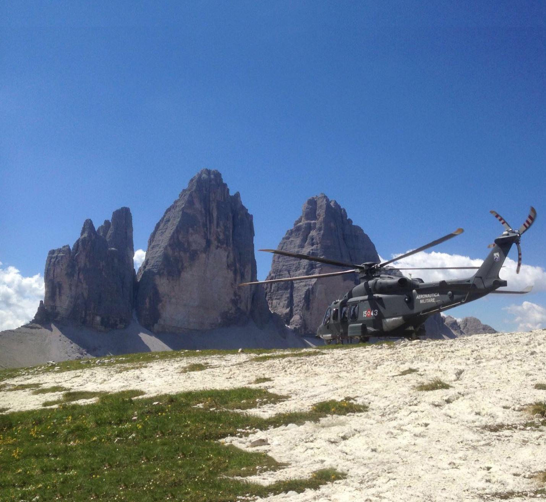 Grifone 17, a Dobbiaco i migliori equipaggi di ricerca SAR d'Europa