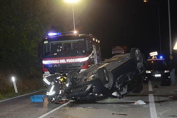 Omicidio stradale e morte in servizio. Ucciso il Comandante della Municipale di Medesano
