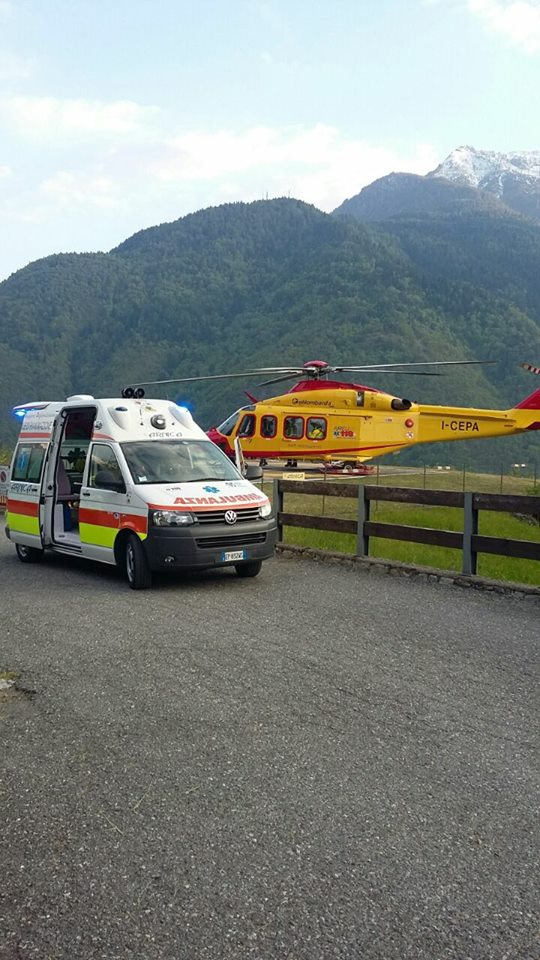 ORION a REAS con il suo marchio di fabbrica: la qualità. L'ambulanza su misura è sempre più smart | Emergency Live 2