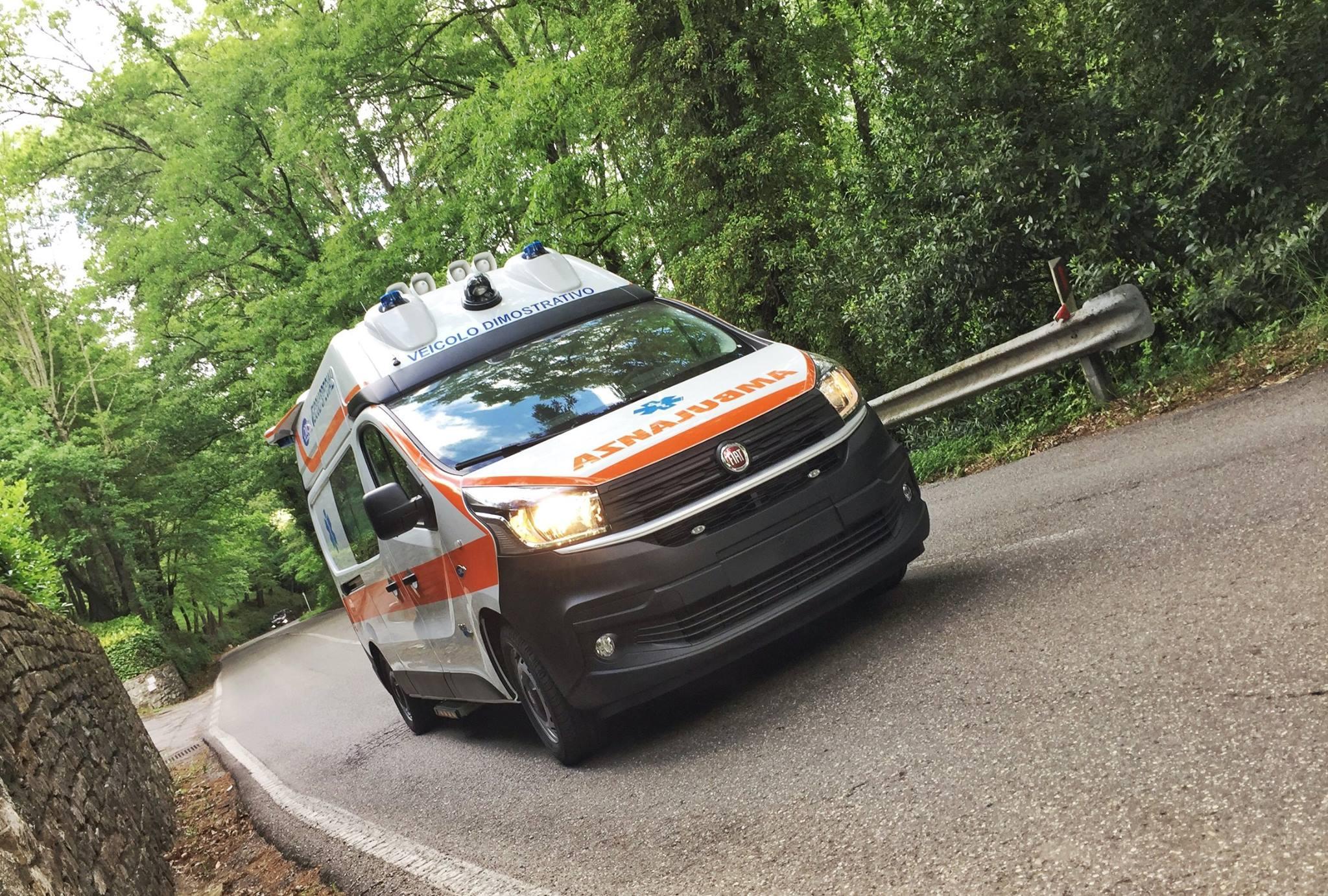 ORION a REAS con il suo marchio di fabbrica: la qualità. L'ambulanza su misura è sempre più smart | Emergency Live 3