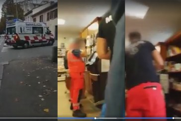 Il caso dell'ambulanza alle slot-machines finisce in Procura