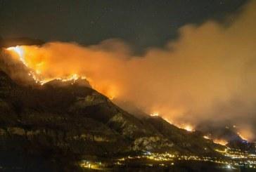 Incendi boschivi: Il Piemonte fa paura. 12 le richieste d'intervento aereo