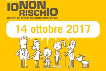 Io non rischio: sabato 14 ottobre pratiche di protezione civile in tutte le piazze d'Italia