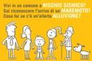 """Anche le Misericordie d'Italia aderiscono a """"Io non rischio"""" – Campagna nazionale per le buone pratiche di protezione civile"""