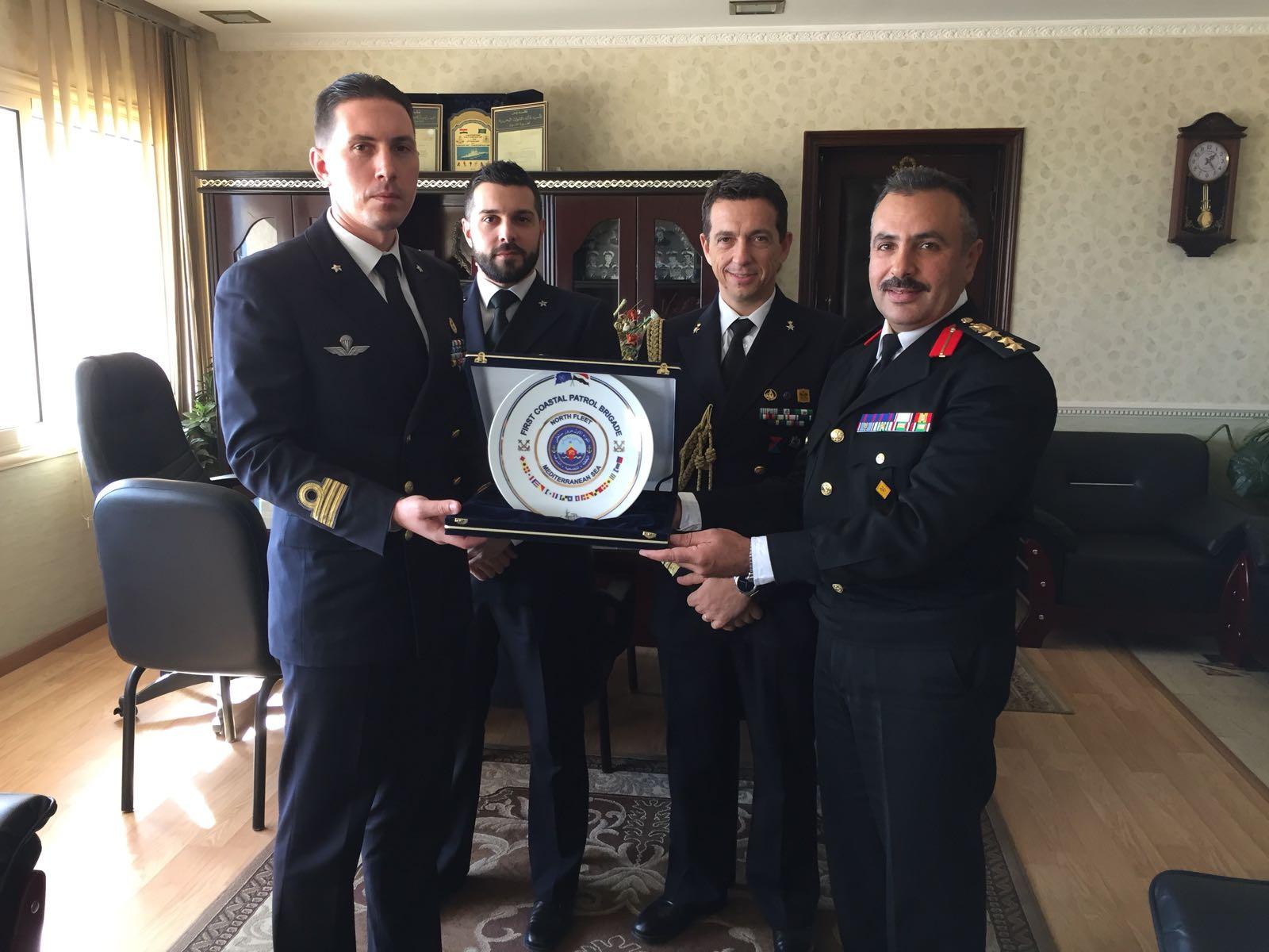 SAR e Coast Guard field. Egitto e Italia cooperano attraverso la Guardia Costiera